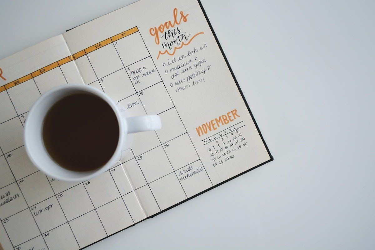 coffee and planner best online business to start