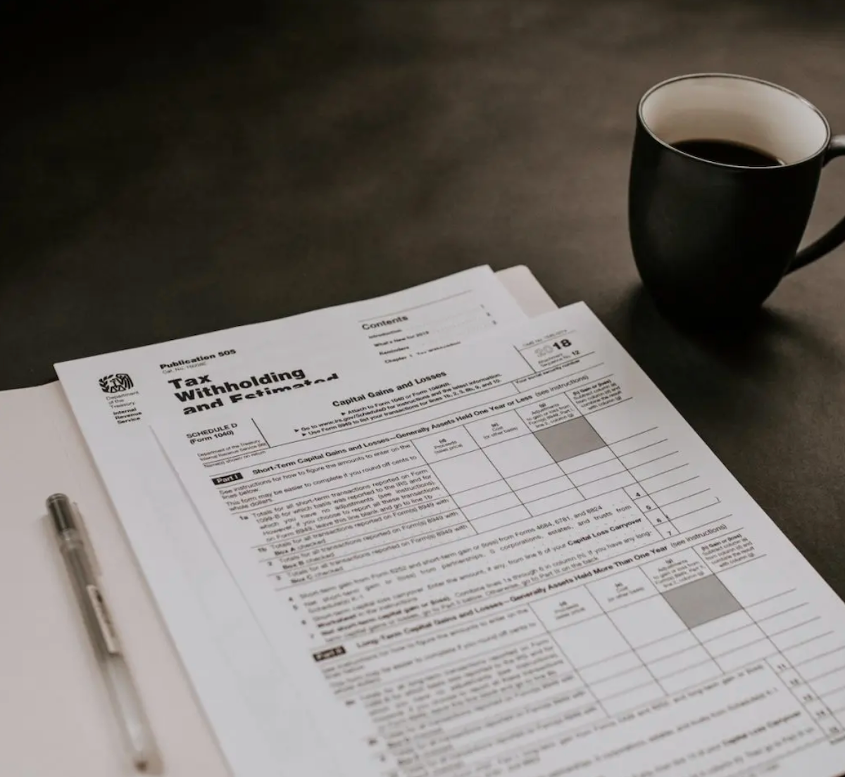 how to pay taxes as an independent contractor
